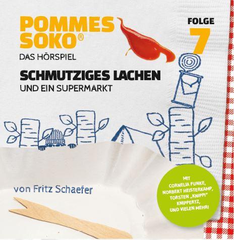 Hörspiel Pommes-Soko Folge 7