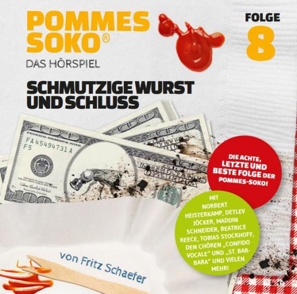 Hörspiel Pommes-Soko Folge 8