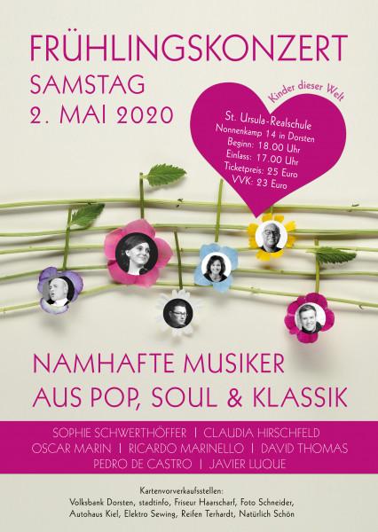 Frühlingskonzert Sophie Schwerthöffer NEUER TERMIN 21.08.2021 !!!