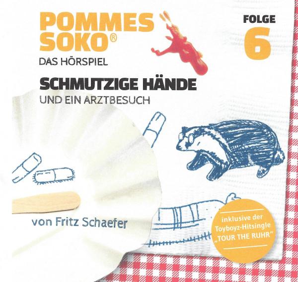 Hörspiel Pommes-Soko Folge 6