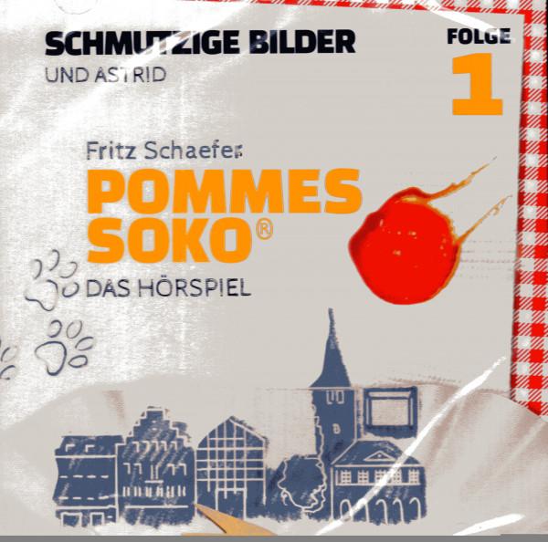 Hörspiel Pommes-Soko Folge 1