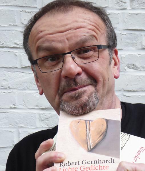 """""""Nimm es hin, dass ich was Besondres bin"""" - Robert Gernhardt mit Christoph Rösner"""
