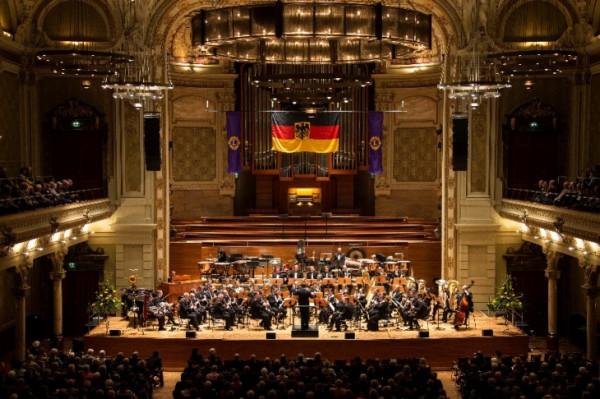 Benefizkonzert Musikkorps der Bundeswehr - Neuer Termin: 19.01.2021