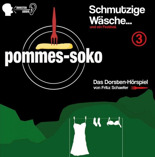 Hörspiel Pommes-Soko Folge 3
