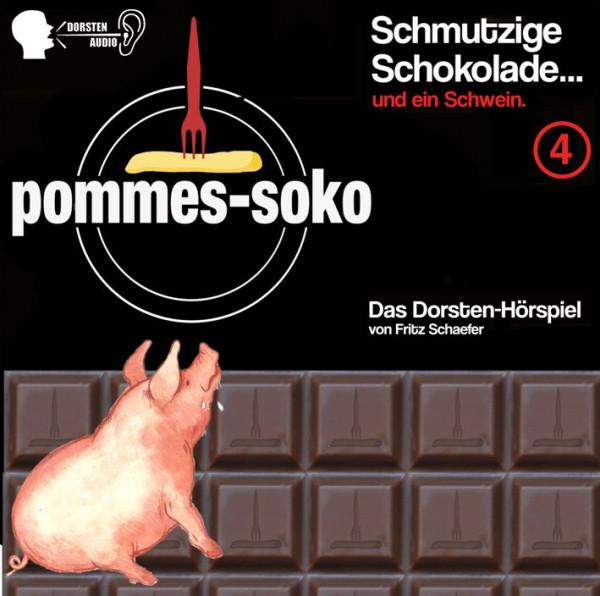 Hörspiel Pommes-Soko Folge 4